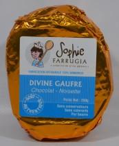 Divine Gaufre Chocolat Noisettes