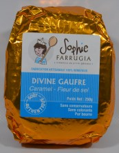 Divine Gaufre Caramel Fleur de sel